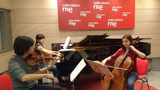 Trío Ayren (Haydn, Mendelssohn, Debussy)