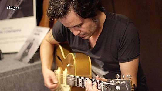 Backline - El Twanguero: un Grammy y muchas guitarras