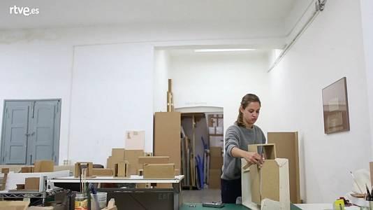 Desatados - 10 Ana De Fontecha, Artista Plástica