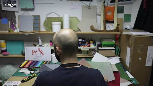 Desatados - 15 Guillermo Mora, Artista Plástico
