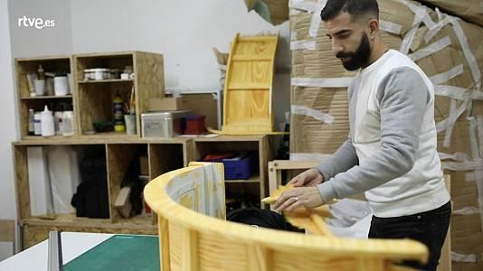 Desatados - 17 Antonio Fernández Alvira, Artista Plástico
