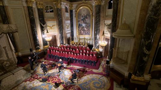Palacio Real. Música en Navidad