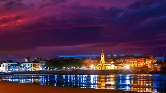 Gijón, ciudad mineral