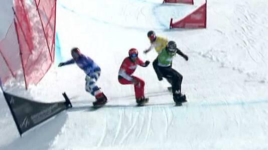 Copa del Mundo. Finales SnowboardCross - 21/01/18