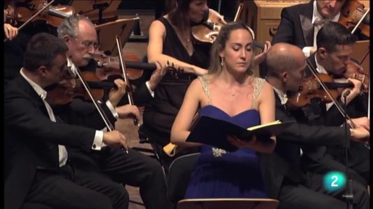 Orquesta Sinfónica y Coro RTVE Concierto de Navidad. Parte 3