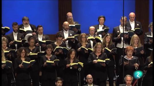 Orquesta Sinfónica y Coro RTVE Concierto de Navidad. Parte 2