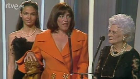 Retransmisión de la tercera edición de los Premios Goya (1989)