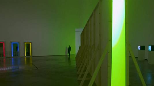 El arte y el espacio