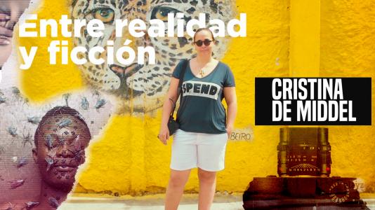 Generación Instantánea - Cristina de Middel