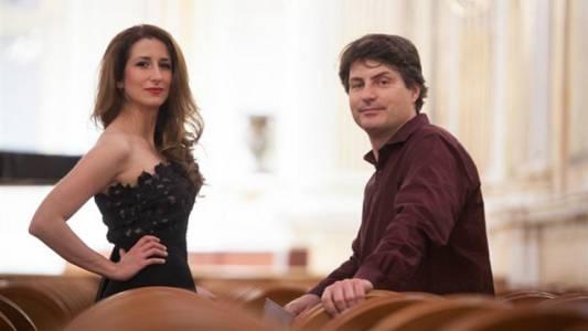 Macarena Martínez y Juan Escalera (Turina)