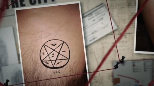 Cuerpo tatuado