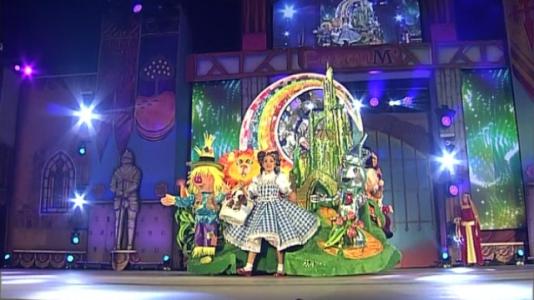 Gala de la Reina Infantil del Carnaval de Maspalomas - 04/03