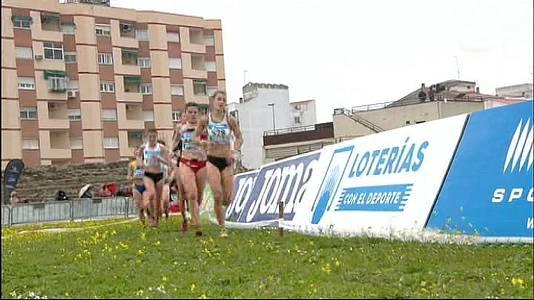 Campeonato de España. Carrera Sub-20 femenina
