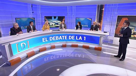 El debate de La 1 - 14/03/18