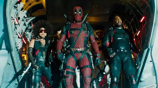 El nuevo tráiler de 'Deadpool 2' nos presenta a X-Force