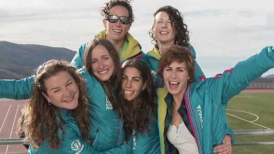 Equipo Femenino de Alpinismo '3 años hacia la excelencia'