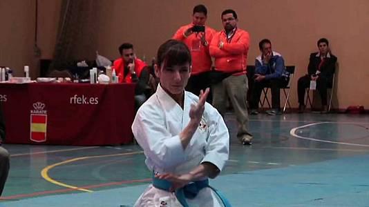 Kárate - Campeonato de España Senior