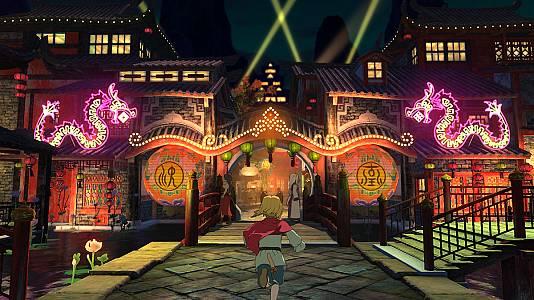 Tráiler del videojuego 'Ni No Kuni II'