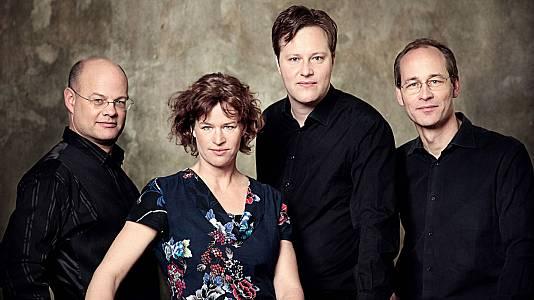 Mandelring Quartett en 'Estudio 206'
