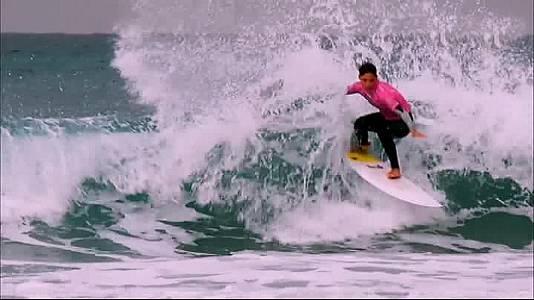 'El Surf es cosa de chicas'