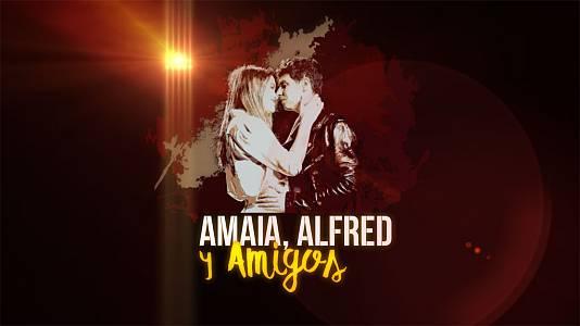 Vuelve a ver el concierto 'Amaia, Alfred y amigos' completo