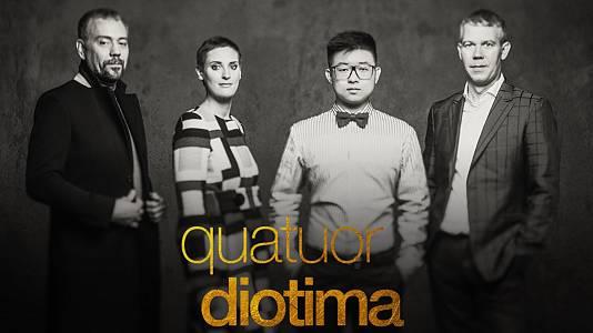 Cuarteto Diotima en 'Estudio 206'