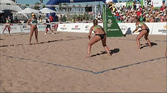 Madison Beach Volley Tour 2018 Final Femenina