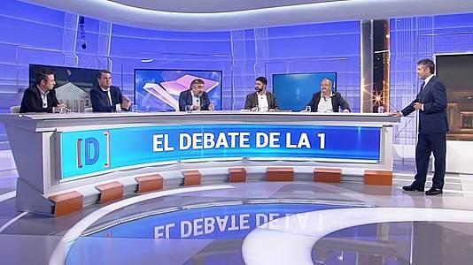 El debate de La 1 - 13/06/18