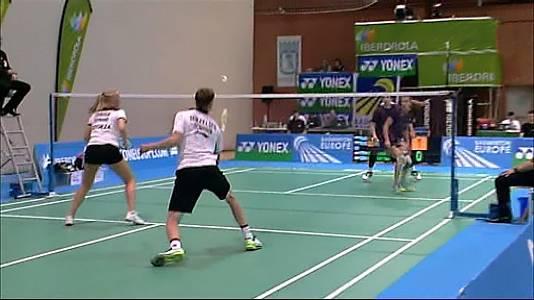 Internacional Challenge 'Spanish Open' Final Dobles Mixtos