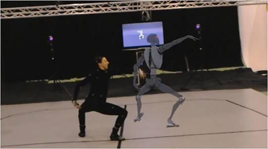Transfiere / Robots aéreos / La danza de Stocos
