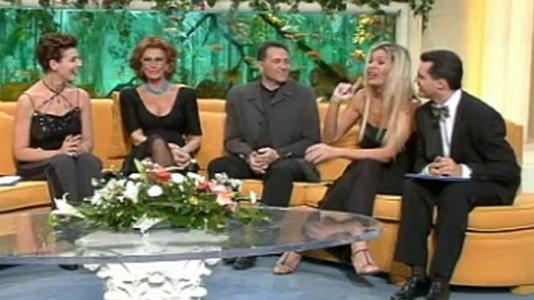 Sofía Loren, Bibiana Fernández, Rafael Gordillo, Paco Buyo