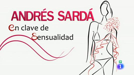 Andrés Sardá, en clave de sensualidad