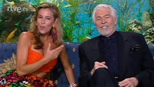 Verónica Castro, María del Monte, Raúl Sender, James Coburn