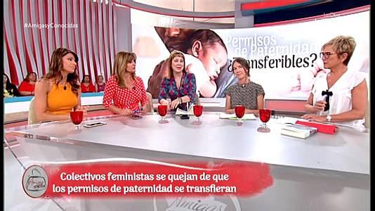 Amigas y conocidas - 04/07/18