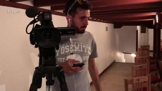 Preparando la retransmisión en directo vía IP