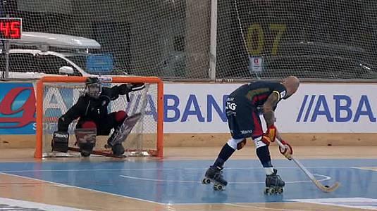 Cto. de Europa Masculino 1/4 Final: Suiza-España