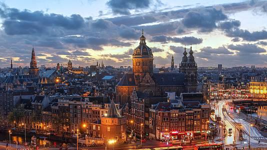 Holanda, horizonte inventado