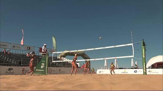 Madison Beach Volley Tour 2018. Resumen
