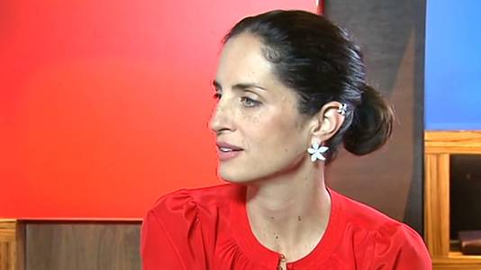 El viaje de Carolina Herrera de Báez