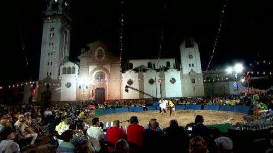 CANDELARIA 2018 - Encuentro Institucional de Lucha Canaria -