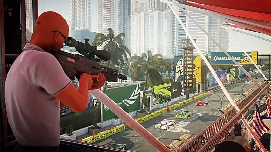 Hitman 2 presenta su 'Mundo de Asesinato'