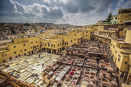 Marruecos, Fez entre el cielo y la tierra