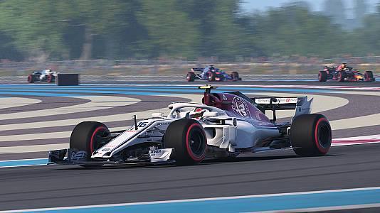 Una vuelta al circuito de Montecarlo con Charles Leclerc