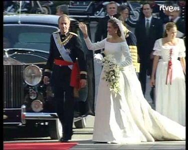 Boda Infanta Cristina