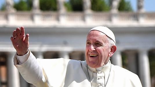 Pulso al Papa