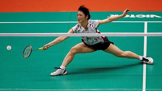 World Tour Spanish Open. Final Doble Femenino