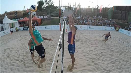 Madison Beach Volley Tour Cto. de España. Final Masculina