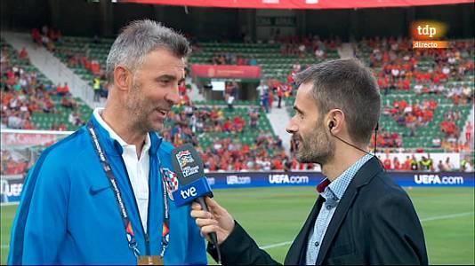 UEFA Nations League Previo España - Croacia (2)