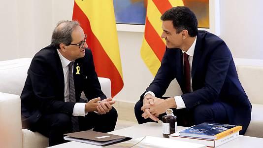 Cataluña, un año después