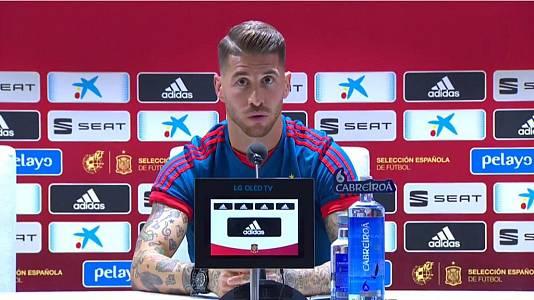 UEFA Nations League. Previo: España - Inglaterra (2)